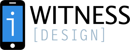 iWitness Design logo