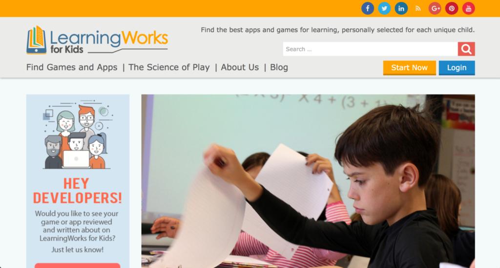 LearningWorks for Kids