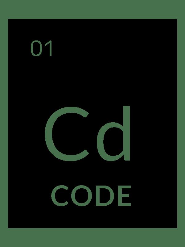 LG icon - code